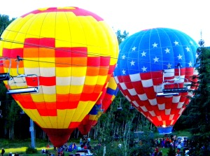 The Annual Snowmass Balloon Festival